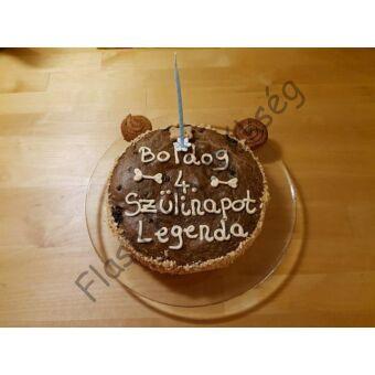 Sertésmájas torta